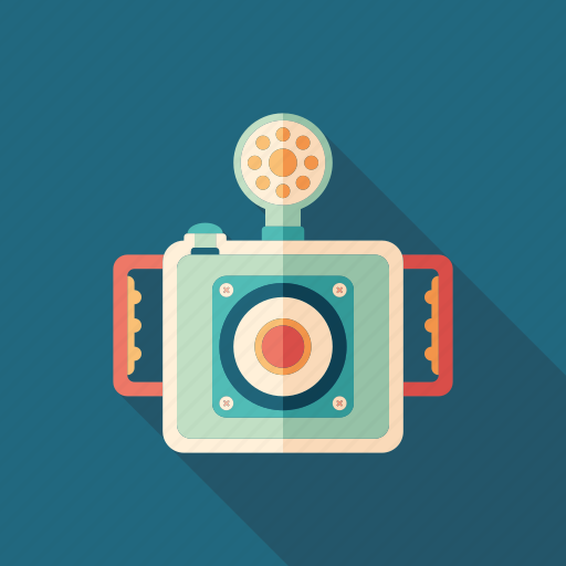 camera, diving, photo, photography, snorkeling, underwater, waterproof icon
