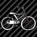 bike, rest, ride, sport, summer, transport, vacation