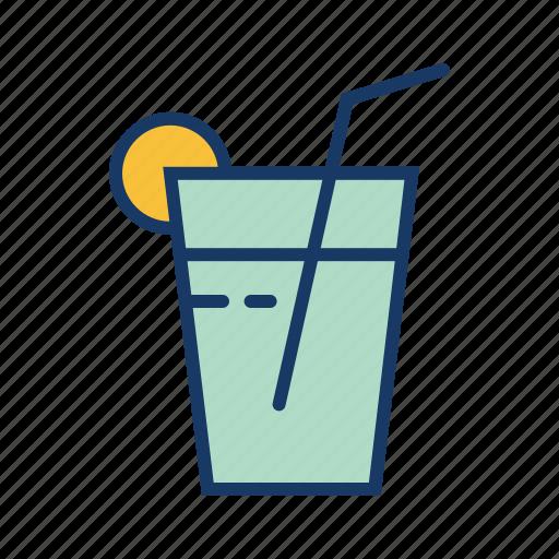 beverage, drinking, fruit juice, hotel, summer, summer drink icon