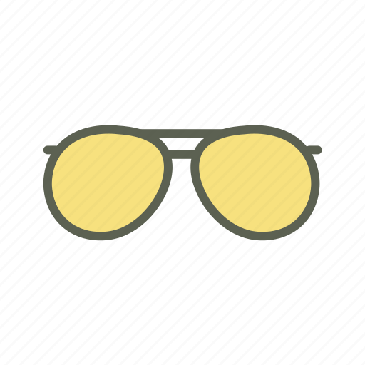coolers, eye glass, fashion, opticals, spectacles, sunglass icon