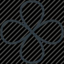 air, fan, turbine, ventilation sign, ventilator symbol icon