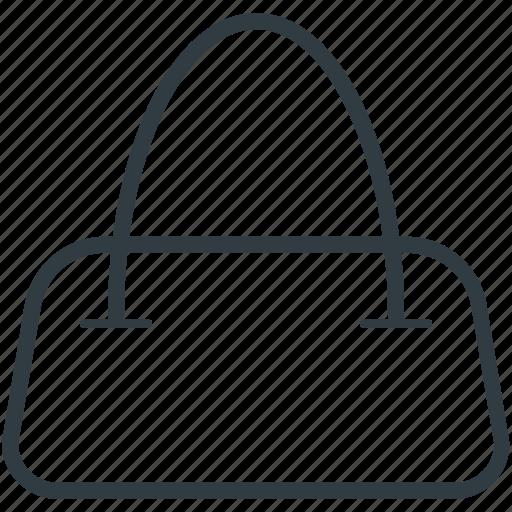 bag, fashion accessory, hand bag, ladies purse, purse icon