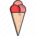 ice cream, icecream icon