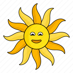 grace, hot, star, summer, sun, sunshine, warm icon