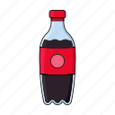 summer, drink, sweat, coca, fresh, cold, cola icon