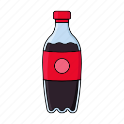 coca, cola, cold, drink, fresh, summer, sweat icon