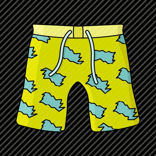beach, sea, summer, swim, swim suit, water, wear icon