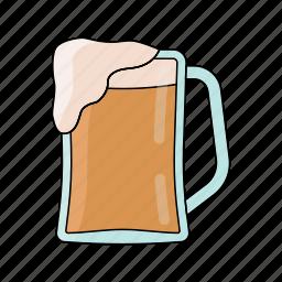 alchol, beer, cold, drink, drunk, pub, summer icon