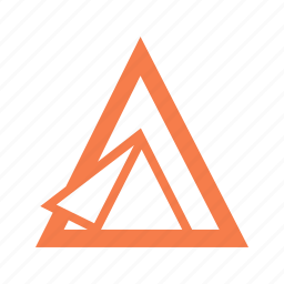 adventure, camp, camping, home, outdoor, teepee, tent icon
