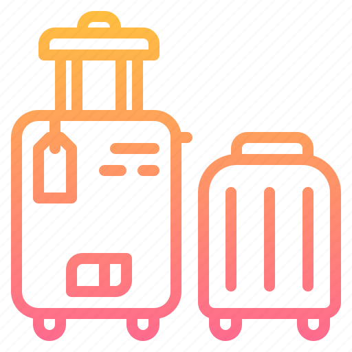 Baggage, luggage, suitcase icon - Download on Iconfinder