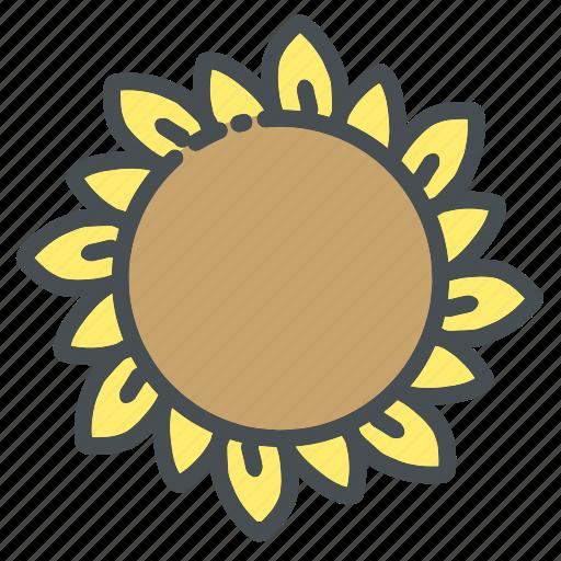 floral, flower, garden, nature, plant, sun, sunflower icon