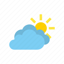 clear, medium, weather icon