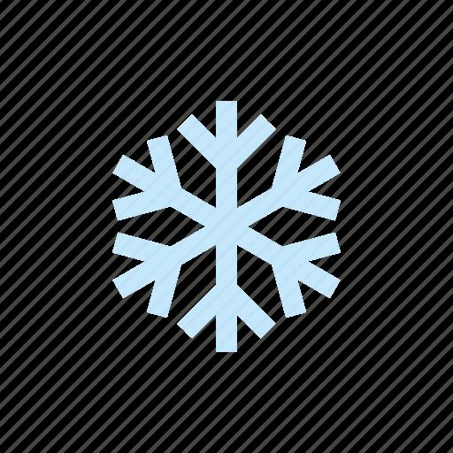 cold, freeze, freezer, ice, refrigerator, snow, weather icon