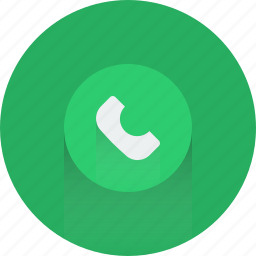 answer, call, call ringing, green, phone receiver, phone ringing icon