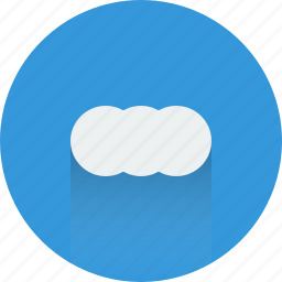 cloud, cloudy, server, sky, sky icon, weather icon icon
