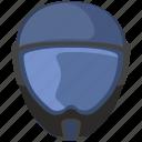 equipment, head, helmet, moto, sport icon