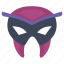 comics, hero, man, mask icon