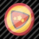 accessory, attribute, emblem, shield, superhero icon