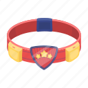 accessory, attribute, belt, emblem, shield, superhero icon