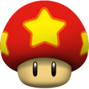 life, mushroom icon