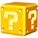 mario, question icon