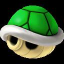 green, shell