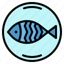 fishes, foods, meat, seafood, supermarket