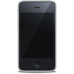 3g, apple, front, iphone, iphone 3g icon