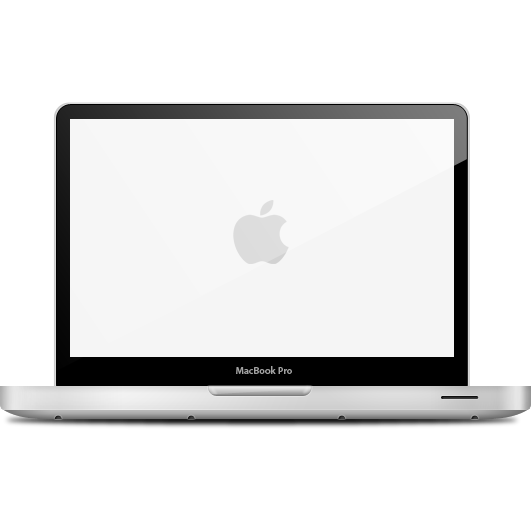 apple, computer, laptop, macbook icon