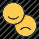 feedback, emoji