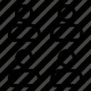 group, profile, avatar, user