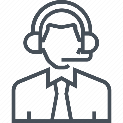 assistance, avatar, backup, business, call, center, chat icon
