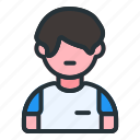 kid, avatar, user, profile, person, man, people