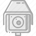 cctv, security, spy, surveillance icon