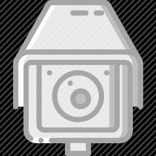 Cctv, security, spy, surveillance icon - Download on Iconfinder