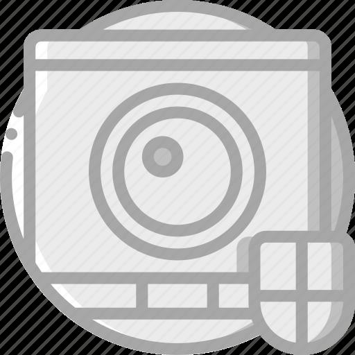 camera, security, spy, surveillance icon