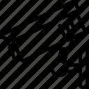 cctv, security, spy, surveillance icon