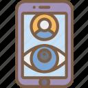 profile, security, spy, surveillance