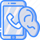 call, phone, security, spy, surveillance icon