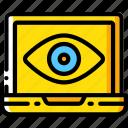 laptop, security, spy, surveillance