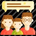 family, family feedback, feedback, rating, review, testimonial
