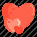 heart, hearts, love, lovely