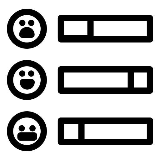 rate, rating, survey icon
