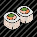 asia, food, japan, sushi