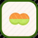culture, food, japan, maki, sushi, tekka, tradition icon