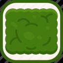chuka, culture, food, japan, sushi, tradition, wakame icon