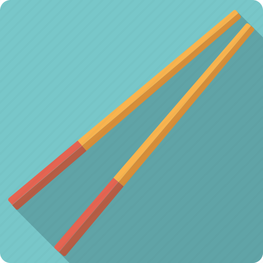 chopsticks, food, japan, rice, seafood, sushi icon
