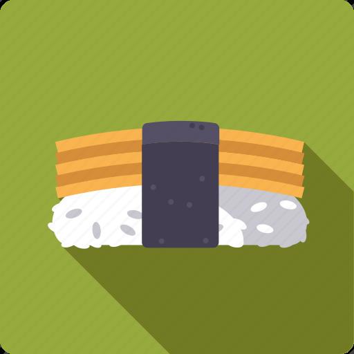 egg, food, japan, nigirl, rice, seafood, sushi icon