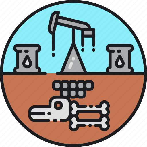 dead, decomposition, energy, fossil, fossil fuel, fossil fuels, fuels icon