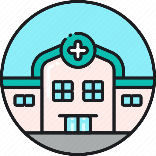 Hospital, building, clinic, doctor, emergency, health, healthcare icon - Download on Iconfinder